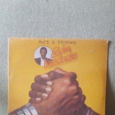 Discos de vinilo: EDDIE KENDRICKS HE'S A FRIEND LP. Lote 194124305