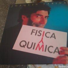 Discos de vinilo: VINILO FISICA Y QUÍMICA. Lote 194129712