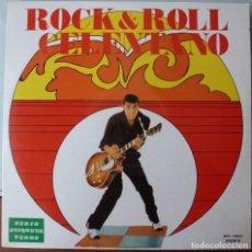 Discos de vinilo: ADRIANO CELENTANO - ROCK & ROLL CELENTANO (LP ACCION 1972 ESPAÑA) MUY BUEN ESTADO. Lote 194134428