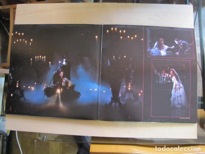 Discos de vinilo: The Phantom of the Opera. BSO. PolyGram, 831 273-1 AK. España, 1987. Funda VG++. Disco VG++ - Foto 2 - 194136008
