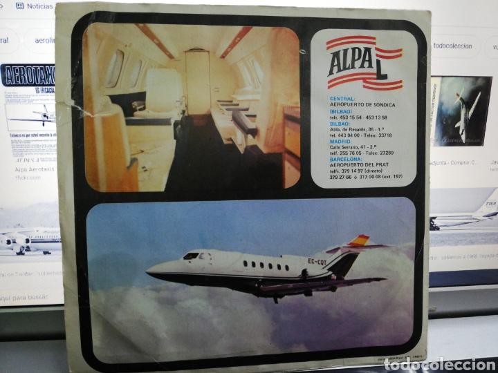 Discos de vinilo: Aerotaxis alpa ep promocional con 4 villancicos 1975 - Foto 2 - 194140665