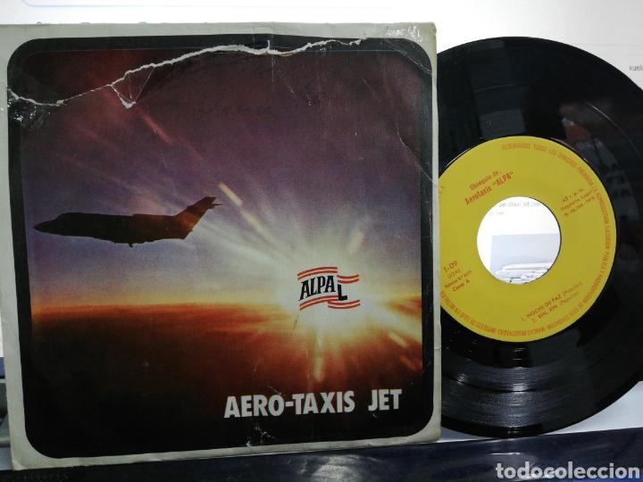 AEROTAXIS ALPA EP PROMOCIONAL CON 4 VILLANCICOS 1975 (Música - Discos de Vinilo - EPs - Música Infantil)