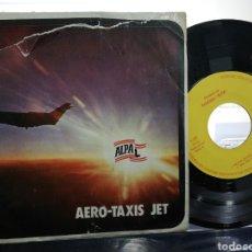 Discos de vinilo: AEROTAXIS ALPA EP PROMOCIONAL CON 4 VILLANCICOS 1975. Lote 194140665