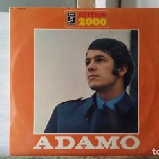 Discos de vinilo: ** ADAMO - EDITION 2000 - DOBLE LP 2000 - DOBLE PORTADA - MADE IN GERMANY - LEER DESCRIPCIÓN. Lote 194142010