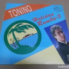 Discos de vinilo: TONINO (MAXI) NO ME AMENACES +1 TRACK AÑO – 1988. Lote 194143057