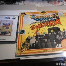 Discos de vinilo: LP 2 DISCOS + DVD PRECINTADO. CANCIONES PARA DESPUÉS DE UNA GUERRA CBS 1976 SPAIN (LEER). Lote 194143725