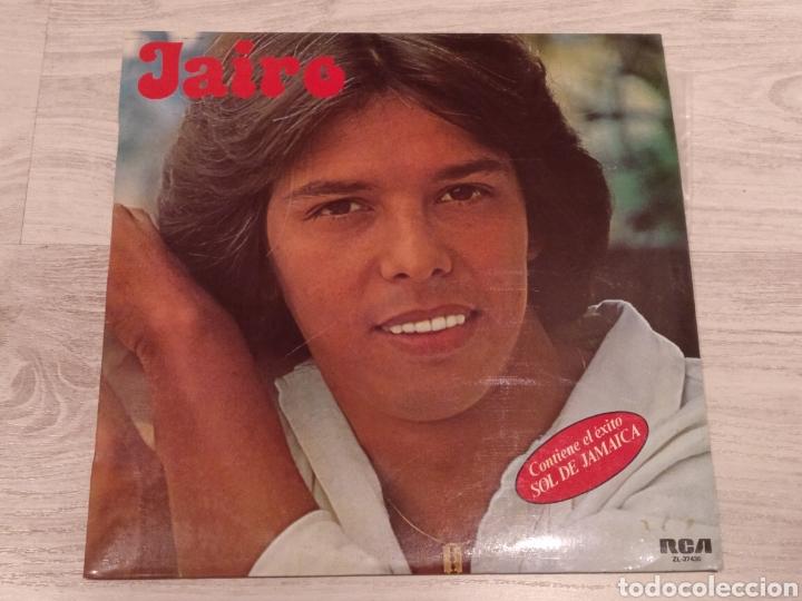 JAIRO LP CONTIENE SOL DE JAMAICA 1980 (Música - Discos - LP Vinilo - Solistas Españoles de los 70 a la actualidad)