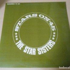 Discos de vinilo: THE STAR SISTERS. MAXISINGLE 1983. Lote 194151552