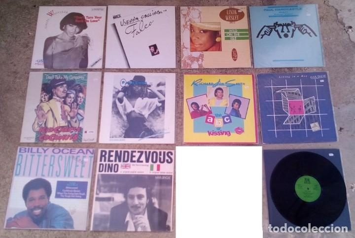 MAXI SINGLES AÑOS 80-3 (Música - Discos de Vinilo - Maxi Singles - Disco y Dance)