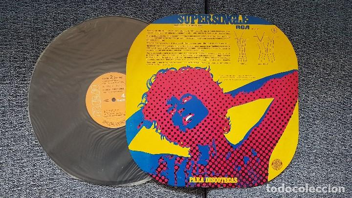 Discos de vinilo: Celi Bee & The Buzzy Bunch - Superman / One love. supersingle discotecas. editado por RCA. año 1.977 - Foto 2 - 194159233