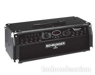 CABEZAL AMPLIFICADOR DE MODELADO V-AMPIRE LX1200H (Música - Discos - Singles Vinilo - Electrónica, Avantgarde y Experimental)