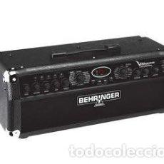 Discos de vinilo: CABEZAL AMPLIFICADOR DE MODELADO V-AMPIRE LX1200H . Lote 194159852
