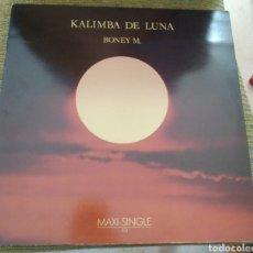 Discos de vinilo: BONEY M - KALIMBA DE LUNA. Lote 194160541