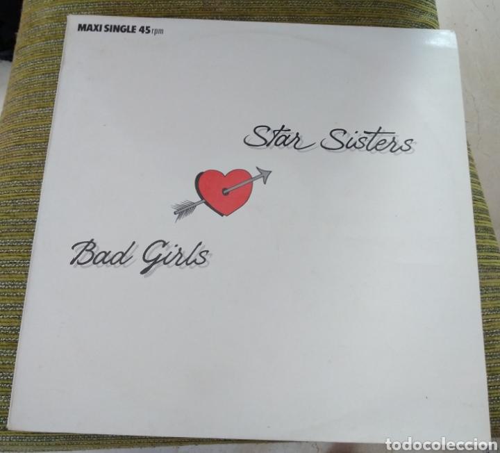 STAR SISTERS - BAD GIRLS (Música - Discos de Vinilo - Maxi Singles - Disco y Dance)