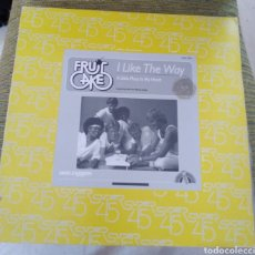 Discos de vinilo: FRUITCAKE - I LIKE THE WAY. Lote 194162437