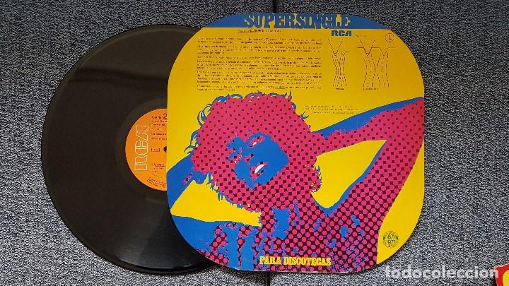 Discos de vinilo: Lucio Battisti - El velero / Respirando. supersingle discotecas. editado por RCA. año m1.977 - Foto 2 - 194163113