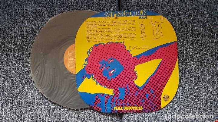 Discos de vinilo: Carol Douglas - Carol´s theme 1 / Carol´s theme 2. Supersingle discotecas editado por RCA. año 1.977 - Foto 2 - 194163290