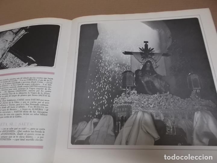 Discos de vinilo: CIELO DE SAETAS (LP) VER FOTO CONTENIDO COMPLETO AÑO – 1967 – PORTADA ABIERTA – DOCUMENTOS FOTOGRAFI - Foto 2 - 194164101