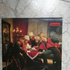 Discos de vinilo: ACCEPT, RUSSIAN ROULETTE. VINILO. Lote 194176047