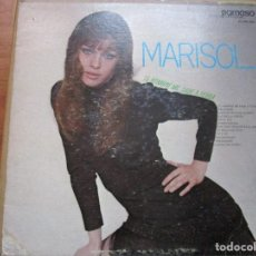 Discos de vinilo: MARISOL TU NOMBRE ME SABE A YERBA LP DE USA - FELICIDAD - RECUERDAME - SOMOS NOVIOS . Lote 194176407