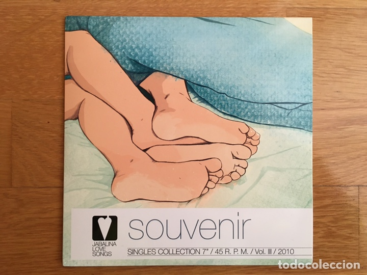 "SOUVENIR: AIMÉ-MOI / FUNNEL OF LOVE / NIGHTLIFE (SINGLES COLLECTION 7"" / 45 R.P.M. / VOL. III / 2010 (Música - Discos de Vinilo - EPs - Grupos Españoles de los 90 a la actualidad)"