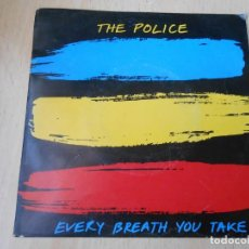 Discos de vinilo: POLICE, THE SG, EVERY BREATH YOU TAKE + 1, AÑO 1983, MADE IN HOLLAND. Lote 194178191