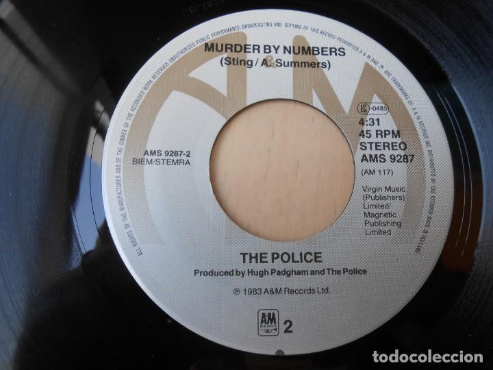 Discos de vinilo: POLICE, The SG, every breath you take + 1, AÑO 1983, MADE IN HOLLAND - Foto 4 - 194178191