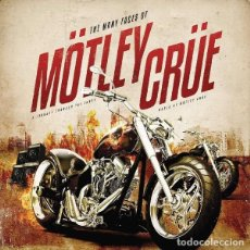 Discos de vinilo: THE MANY FACES OF MOTLEY CRUE. A JOURNEY THROUGH THE INNER WORLD OF MÖTLEY CRÜE (2LP). Lote 194181463
