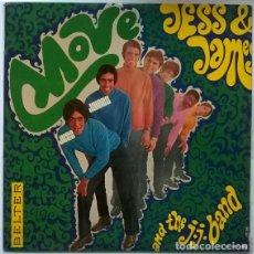 Discos de vinilo: JESS & JAMES AND THE JJ BAND. MOVE. BELTER, SPAIN 1968 LP. Lote 194181970