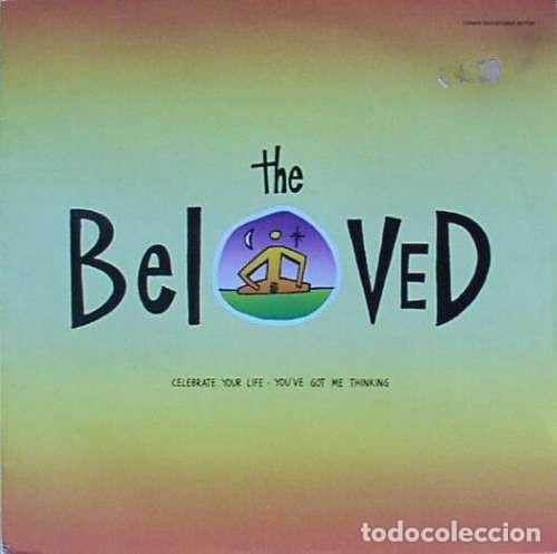 Discos de vinilo: THE BELOVED – CELEBRATE YOUR LIFE / YOUVE GOT ME THINKING - MAXI-SINGLE UK 1993 - Foto 1 - 194183460