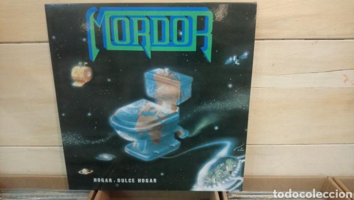 MORDOR -HOGAR, DULCE HOGAR - LP VINILO NUEVO EDICIÓN ORIGINAL DE 1994. TRASH METAL (Música - Discos - LP Vinilo - Heavy - Metal)