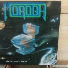Discos de vinilo: MORDOR –HOGAR, DULCE HOGAR . LP VINILO NUEVO EDICIÓN ORIGINAL DE 1994. TRASH METAL. Lote 194183501
