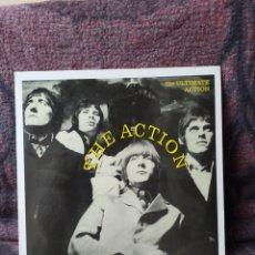 Discos de vinilo: THE ACTION THE ULTIMATE ACTION MAGNIFICO MOD. Lote 194185181