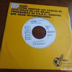 Discos de vinilo: RENA MASON - DO IT / TELL HIM YOU LOVE HIM -PROMOCIONAL ESPAÑA SINGLE RCA 1979-MUY RARO!!. Lote 194185445
