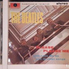 Discos de vinilo: BEATLES - PLEASE PLEASE ME. Lote 194186093