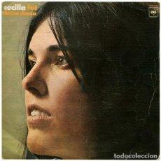 Discos de vinilo: CECILIA - FUI / DAMA DAMA - SINGLE SPAIN 1972. Lote 194186182