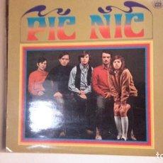 Discos de vinilo: PIC NIC. Lote 194186277