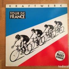 Discos de vinilo: KRAFTWERK: TOUR DE FRANCE. Lote 194191508