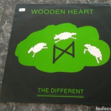 Discos de vinilo: THE DIFFERENT - WOODEN HEART. Lote 194191950