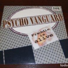 Discos de vinilo: PSYCHO VANGUARD -FREDDI IS ALIVE-. Lote 194194710