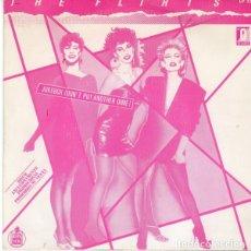 Discos de vinilo: THE FLIRT -. JUKEBOX (DON'T PUT ANOTHER DIME). - SINGLE PROMO SPAIN 1982. Lote 194196047