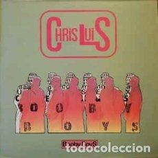 Discos de vinilo: CHRIS LUIS - BOBBY BOYS - MAXI-SINGLE MAX MUSIC SPAIN 1986. Lote 194197601