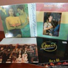 Discos de vinilo: LOTE DISCOS VINILO. Lote 194197787