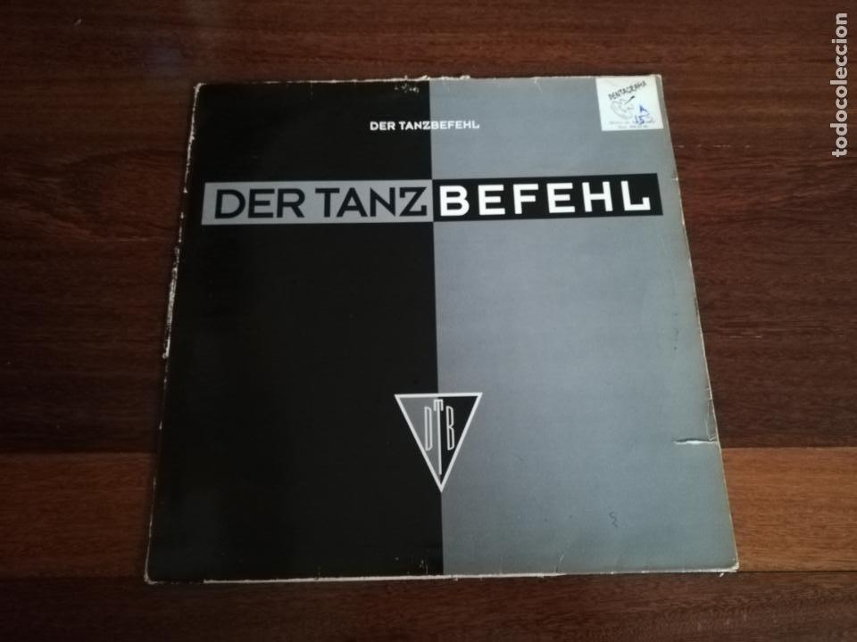 DER TANZBEFEHL (Música - Discos - Singles Vinilo - Techno, Trance y House)