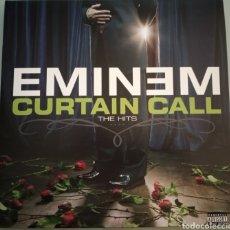 Discos de vinilo: EMINEM - CURTAIN CALL. THE HITS. 2 LPS. VINILO. Lote 194198935