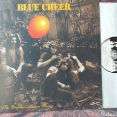 Discos de vinilo: BLUE CHEER THE ORIGINAL HUMAN BEING AKARMA. Lote 194200137