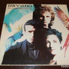 Discos de vinilo: MECANO -DESCANSO DOMINICAL-. Lote 194201036