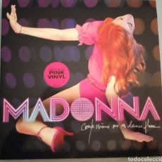 Discos de vinilo: MADONNA - CONFESSIONS ON A DANCE FLOOR - 2 LPS VINILOS PINK. Lote 194201613