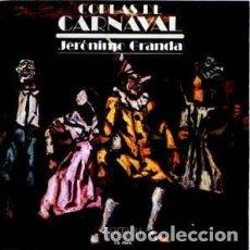 Discos de vinilo: JERONIMO GRANDA - COPLAS DE CARNAVAL / LA AÑADA - SINGLE PROMO SPAIN 1978. Lote 194201963