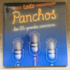 Discos de vinilo: TODO PANCHOS- LOS PANCHOS. Lote 194202702